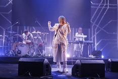 ZYUN.(提供:日本レコード協会)