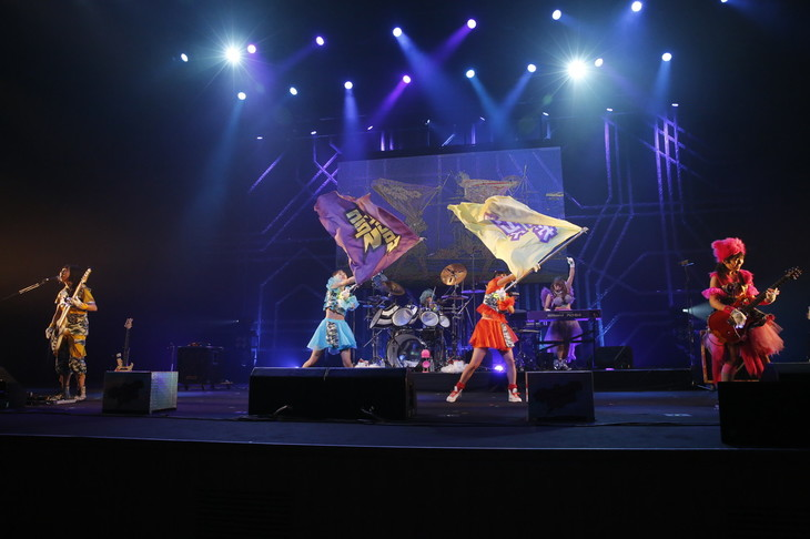 Gacharic Spin(提供:日本レコード協会)