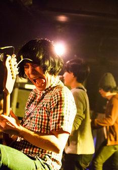 藤岡みなみ&ザ・モローンズ(Photo by Yusuke Katsunaga)