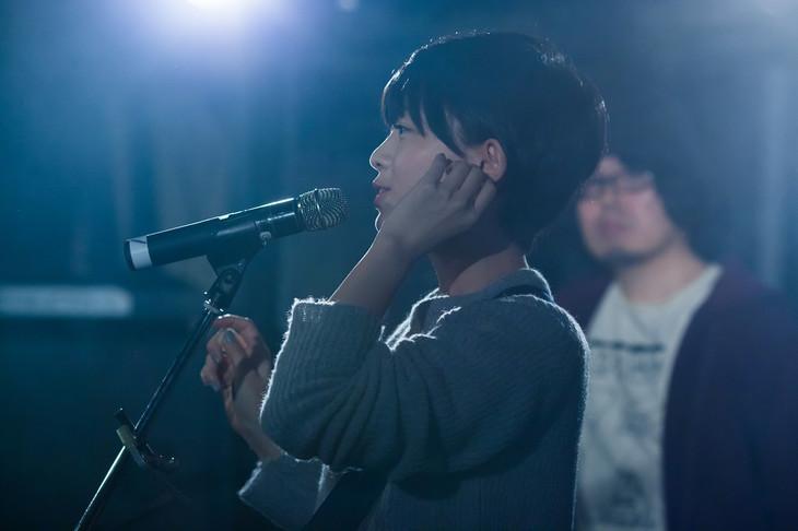 藤岡みなみ(藤岡みなみ&ザ・モローンズ)(Photo by Yusuke Katsunaga)