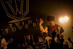 "Hello Sleepwalkers(Photo by Takashi""TAKA""Konuma)"