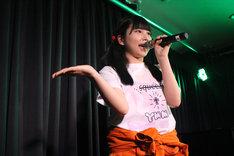 東京・Kokubunji GiveHeartsで行われたライブのワンシーン。(写真提供:YOU'LL RECORDS)