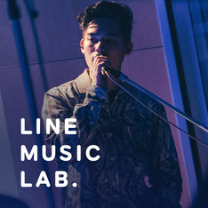 The fin.「LINE MUSIC LAB.」配信ジャケット