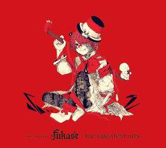 V.A.「VOCALOID Fukase ~THE GREATEST HITS~」初回限定盤ジャケット
