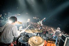 2月25日に東京・赤坂BLITZで開催された「waypoint 2016」の様子。(撮影:ヤオタケシ)