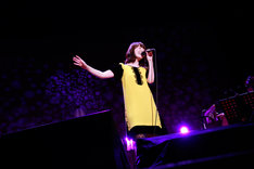 花澤香菜「かなめぐり ~歌って、読んで、旅をして~」最終公演の様子。(撮影:樂滿直城)
