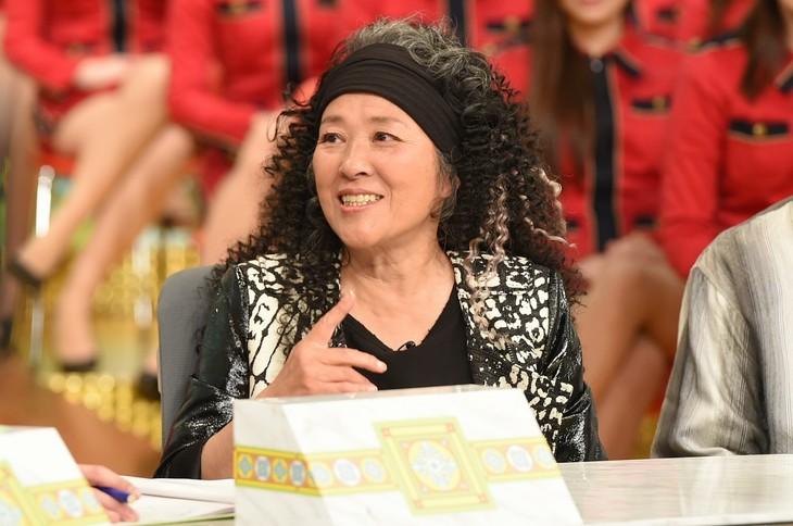 「中居正広の金曜日のスマイルたちへ」に出演した内藤やす子。(c)TBS