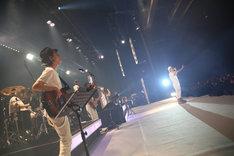 AK-69「NON FICTION 一夜限りのプレミアム・ライブ」の様子。(写真提供:Flying B Entertainment)