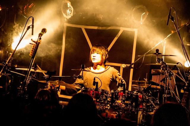 多村直紀(Dr)(Photo by mepo)