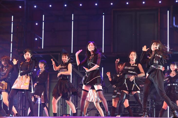 「みんな、泣くんじゃねえぞ。宮澤佐江卒業コンサート in 日本ガイシホール」1日目の公演の様子。(c)AKS