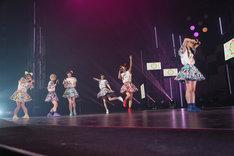「GOGO DEMPA TOUR 2016 ~ まだまだ夢で終わらんよっ! ~」NHKホール公演の様子。(撮影:チェリーマン)