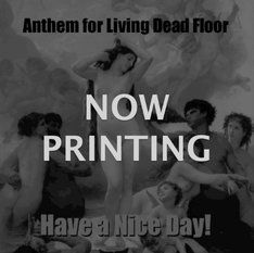 Have a Nice Day!「Anthem for Living Dead Floor」仮ジャケット