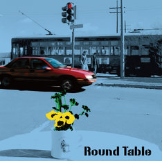 セカイイチ「Round Table」ジャケット