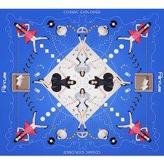 Perfume「COSMIC EXPLORER」初回限定盤ジャケット
