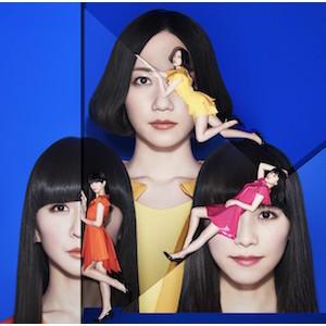 人気画像2位は「Perfume新アルバムのジャケに『吉田ユニがイメージするPerfume』」より、Perfume「COSMIC EXPLORER」通常盤ジャケット。
