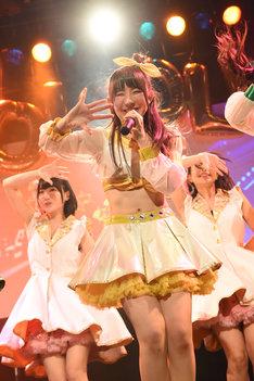 「齋藤綺咲卒業LIVE」の様子。