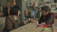 NHK総合「カレンの復興カレンダー2016春」のワンシーン。(写真提供:NHK)