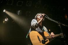 小山田壮平(Vo, G / AL)(Photo by Makoto Sugita)
