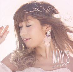 MAY'S「Loving」TYPE-Aジャケット