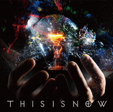 exist†trace「THIS IS NOW」ジャケット