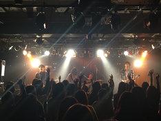 NOVELS(撮影:森本優一)