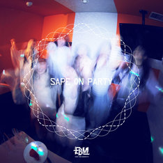 EdgeDubMonkeyz「SAPE ON PARTY」ジャケット