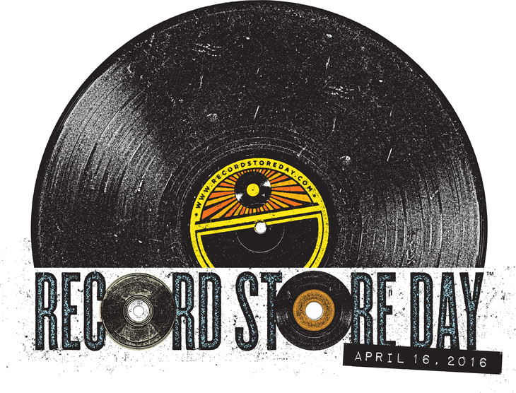 「RECORD STORE DAY JAPAN 2016」ロゴ