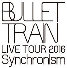 「超特急 LIVE TOUR 2016 Synchronism」ロゴ