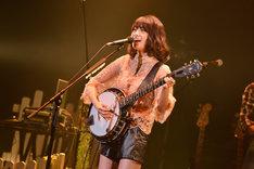 Rihwa(Photo by AZUSA TAKADA)