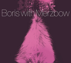 Boris with Merzbow「現象 -Gensho-」ジャケット