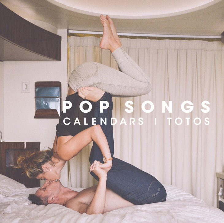 CALENDARS / TOTOS「POP SONGS」ジャケット