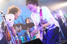 sumika「Re:Birth Tour」東京・LIQUIDROOM公演の様子。(撮影:後藤壮太郎)
