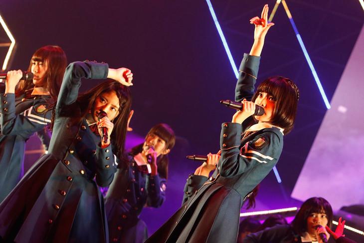 欅坂46(写真提供:Sony Music Records)