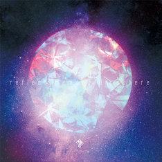 シキサイパズル「reflect memory on sphere」ジャケット