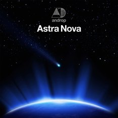 androp「Astra Nova」ジャケット