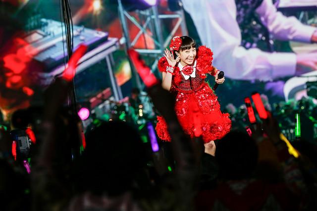 百田夏菜子(Photo by HAJIME KAMIIISAKA+Z)