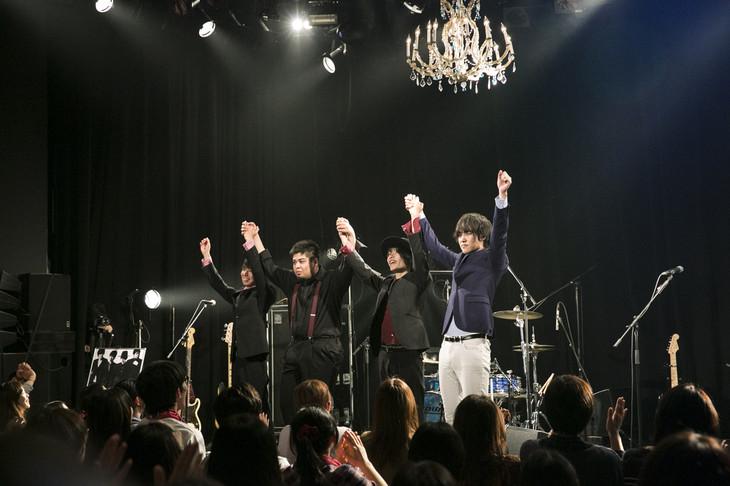 「劇場版 USOTSUKA NIGHT」の様子。(撮影:山野浩司)