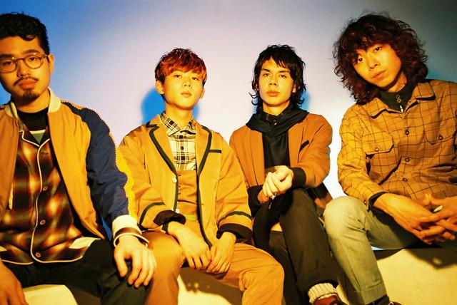 OKAMOTO'S(写真左端がハマ・オカモト)
