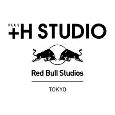「+H STUDIO」ロゴ