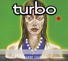 UA「turbo<Deluxe Edition>」ジャケット
