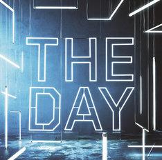 ポルノグラフィティ「THE DAY」初回限定盤ジャケット