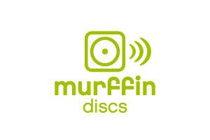 murffin discs ロゴ