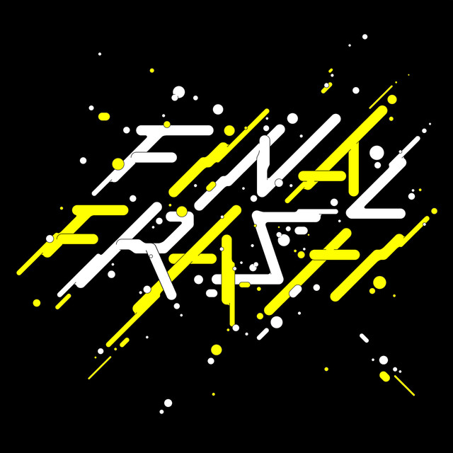 FINAL FRASH「FINAL FRASH」ジャケット