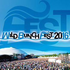 「WILD BUNCH FEST. 2016」ビジュアル
