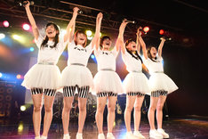 「Party Rockets GT LIVE ~Dream on Dreamers~」の様子。
