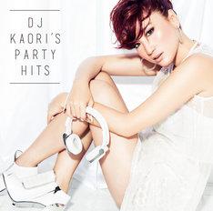 DJ KAORI「DJ KAORI'S PARTY HITS」ジャケット