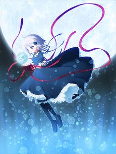 テレビアニメ「Rewrite」キービジュアル ©VisualArt's / Key / Rewrite Project