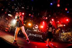 RHYMESTER(撮影:小見山峻)