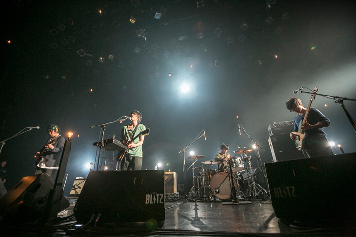 AL「AL 1st Tour 2016」東京・赤坂BLITZ公演の様子。(撮影:杉田真)