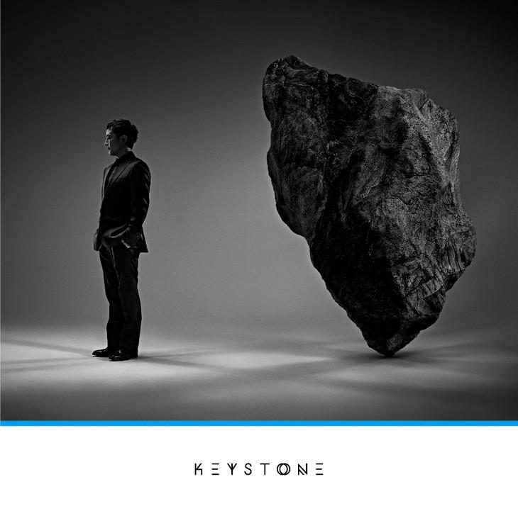 Jazztronik「Keystone」ジャケット